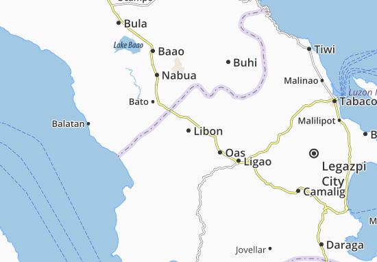 Mappe-Piantine Libon