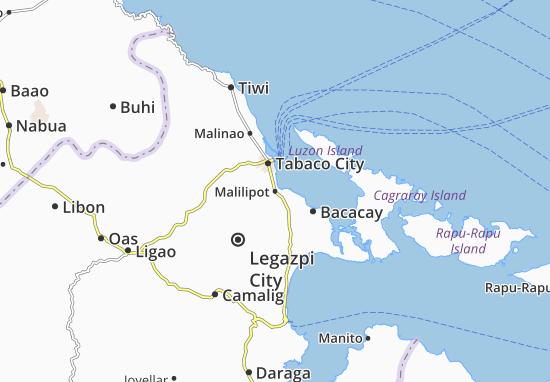 Mappe-Piantine Malilipot