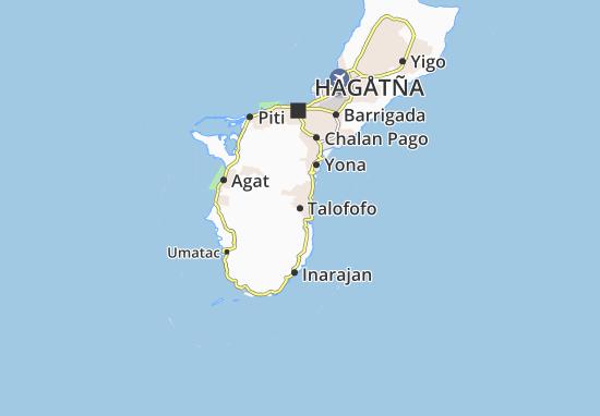 Talofofo Map