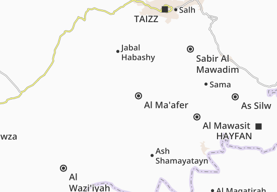 Mapas-Planos Al Ma'afer