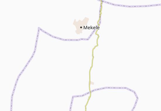 Carte-Plan Chelekot