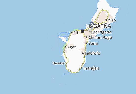 Mapas-Planos Santa Rita