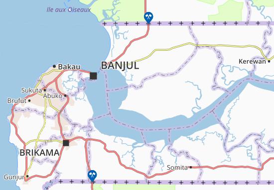 Carte-Plan Aljamdu