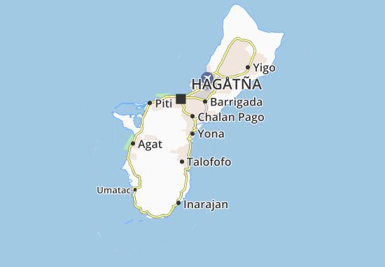 Mapa Plano Yona