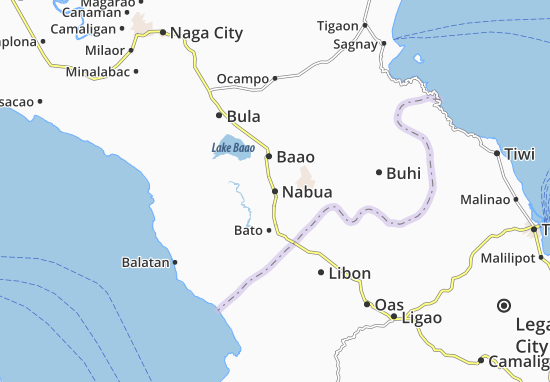Mappe-Piantine Nabua