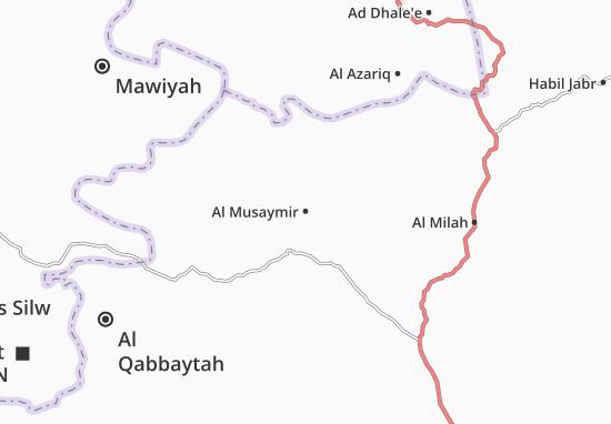 Mapas-Planos Al Musaymir