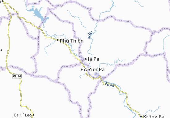Ia Pa Map