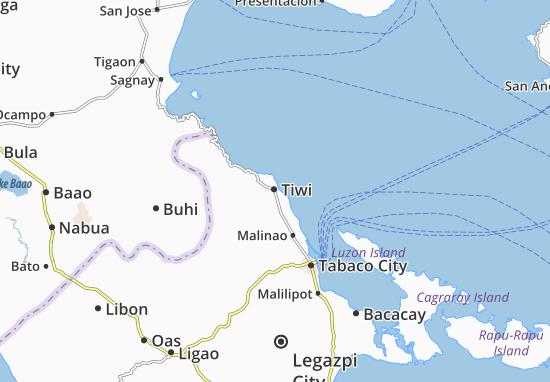Mappe-Piantine Tiwi