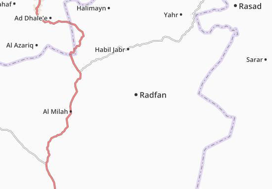 Mapas-Planos Radfan