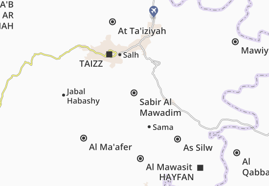 Mapas-Planos Sabir Al Mawadim