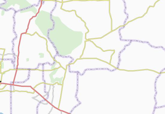 Carte-Plan Phumi Boeng Mealea
