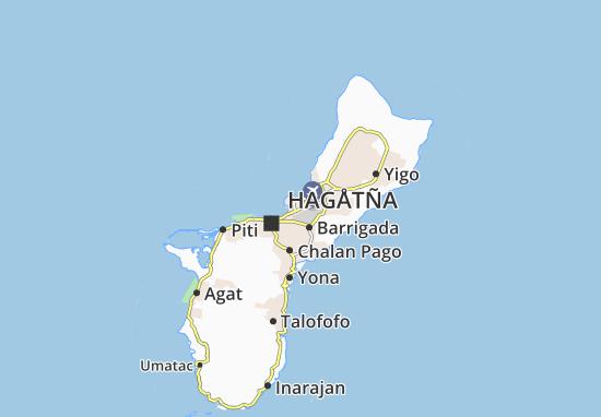 Tamuning Map