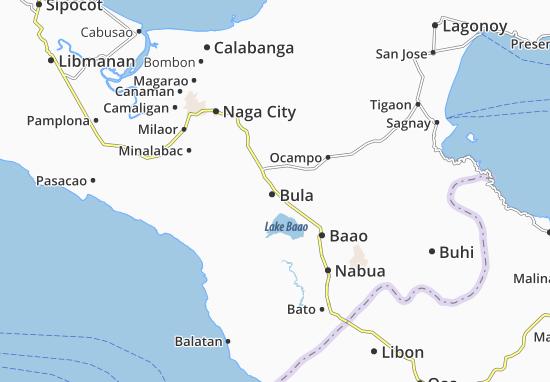 Mappe-Piantine Bula