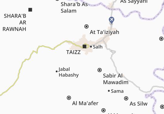 Mapas-Planos Mashra'a Wa Hadnan