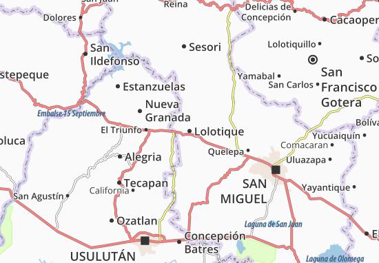 Lolotique Map