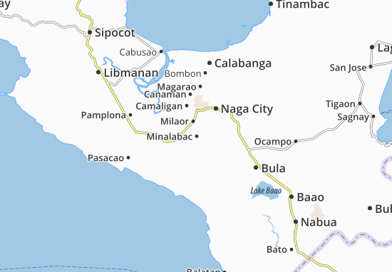 Mappe-Piantine Minalabac