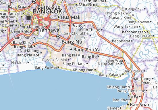 Mappe-Piantine Bang Pla