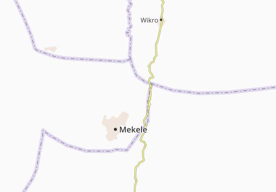 Carte-Plan May Mekden