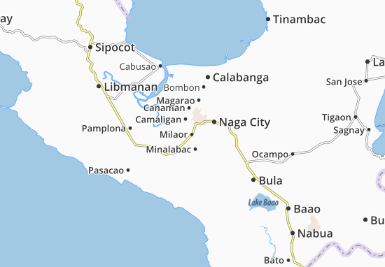 Mapas-Planos Milaor