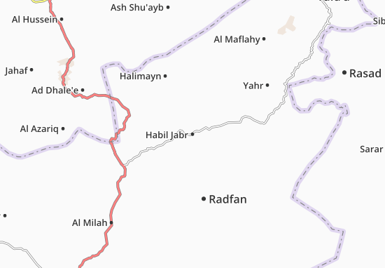Carte-Plan Habil Jabr