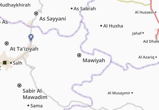 Mapas-Planos Mawiyah