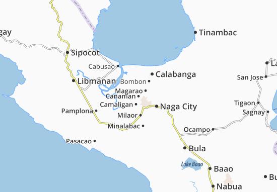 Mappe-Piantine Canaman