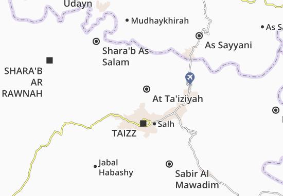 Mapas-Planos At Ta'iziyah