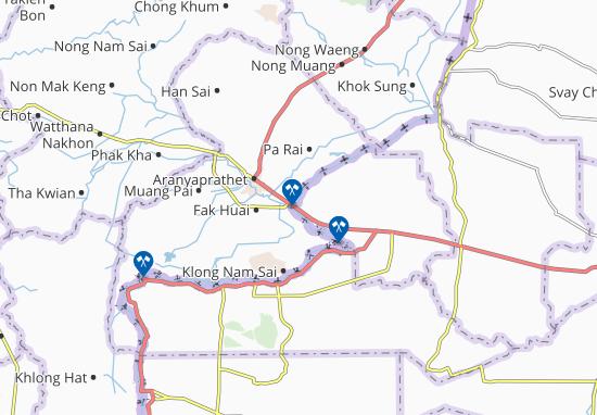 Mapas-Planos Paoy Pet