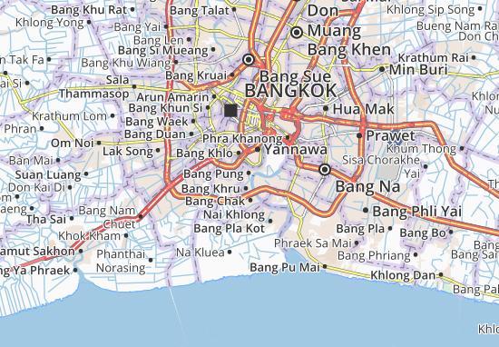 Bang Pung Map