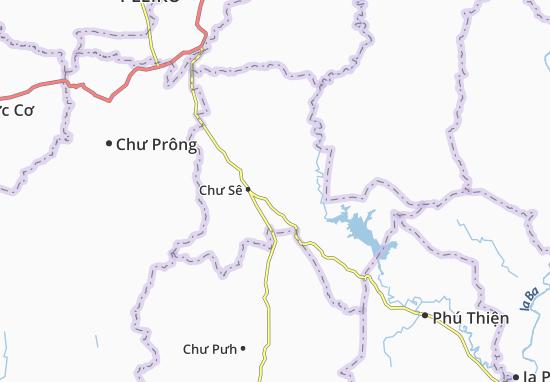 Carte-Plan Kông Htok