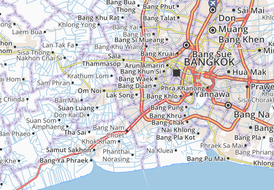 Mapas-Planos Lak Song