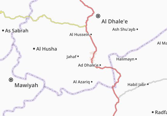 Jahaf Map