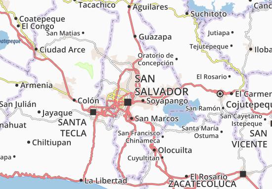Delgado Map