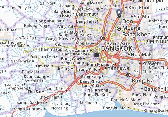 Mappe-Piantine Bang Waek