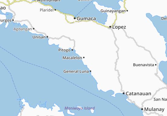 Mappe-Piantine Macalelon