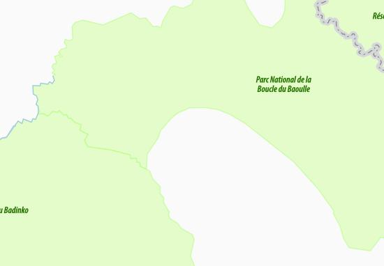 Mappe-Piantine Banbaran