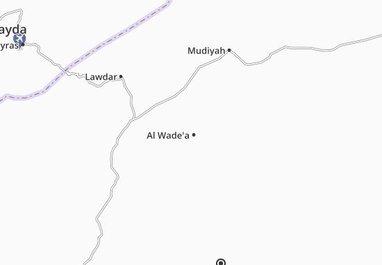 Mapas-Planos Al Wade'a