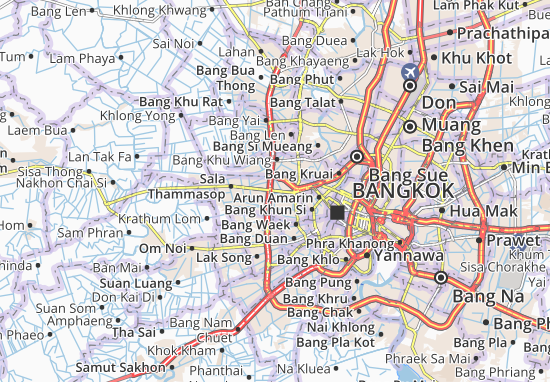 Mappe-Piantine Chim Phli