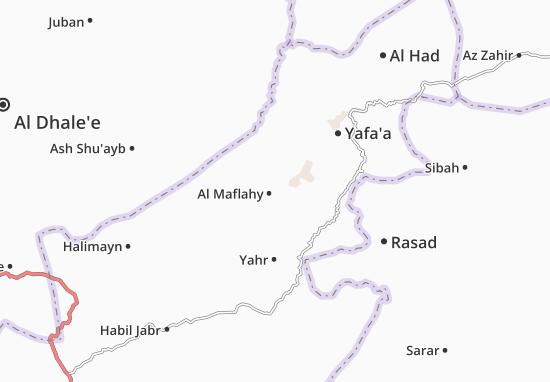 Carte-Plan Al Maflahy
