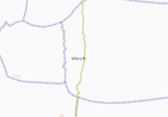 Carte-Plan Wikro