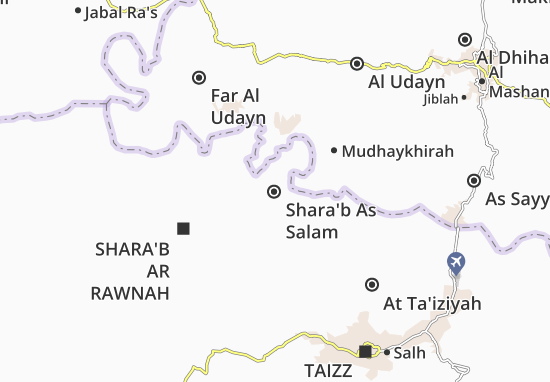 Mapas-Planos Shara'b As Salam