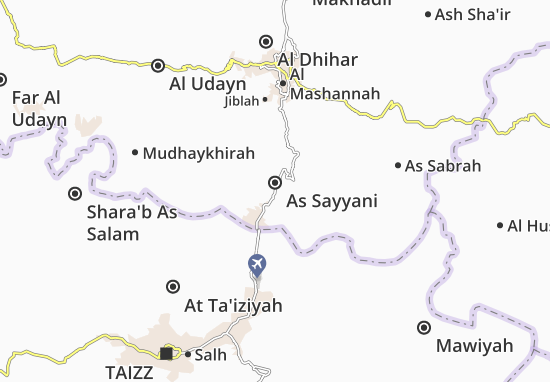 Mapas-Planos As Sayyani