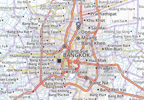 Mapas-Planos Chom Phon