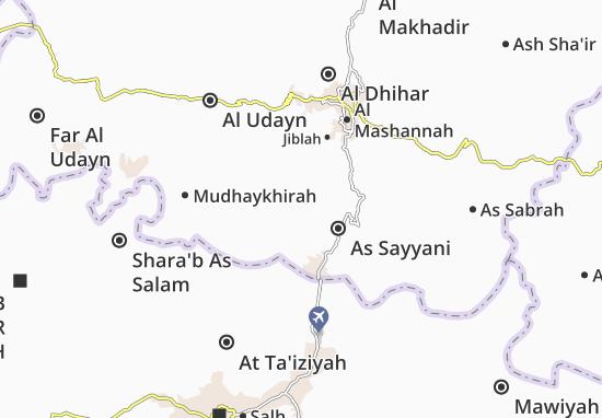 Mapas-Planos Dhi As Sufal