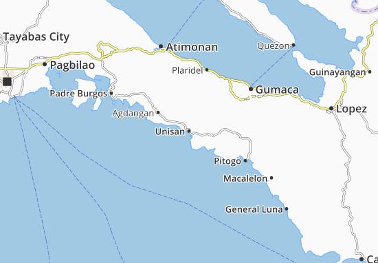 Mappe-Piantine Unisan