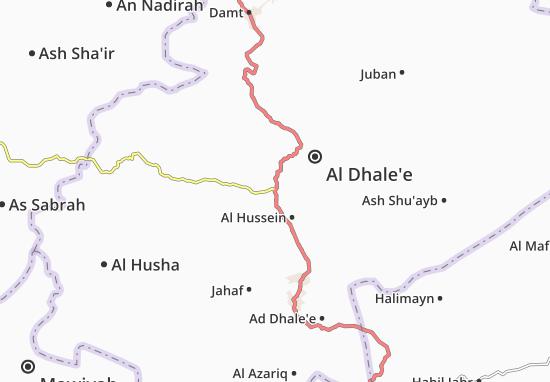 Kaart Plattegrond Qa'atabah