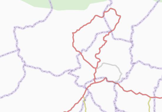 Kaart Plattegrond Phumi Kalai Thum