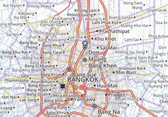 Bang Khen Map
