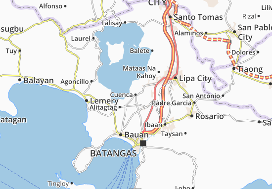 Mappe-Piantine Cuenca