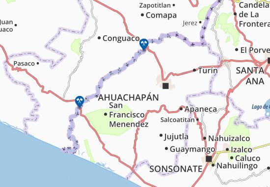 Tacuba Map